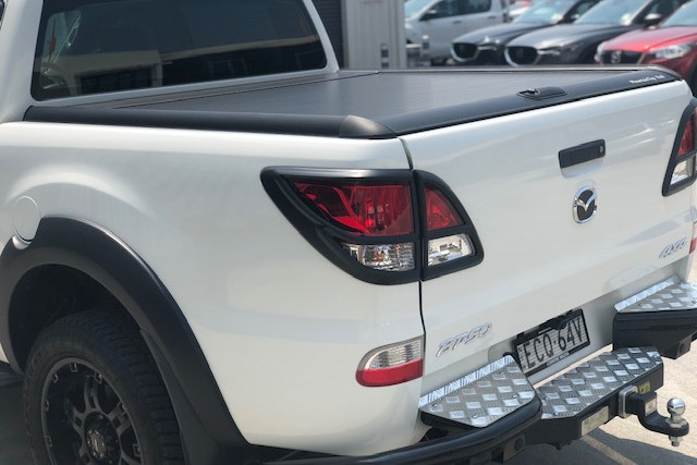 2019 Mazda BT-50 UR 4x4 3.2L Dual Cab Chassis XT Cab chassis Image 5