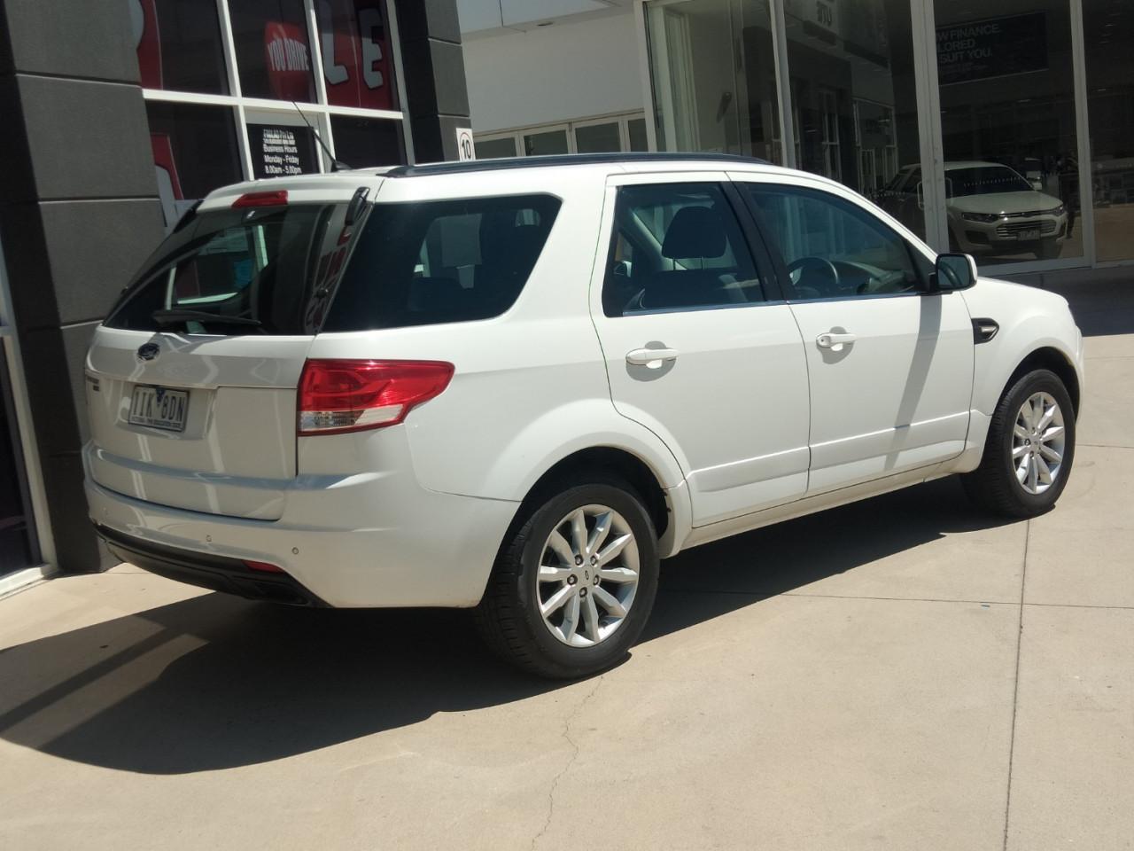 2016 Ford Territory SZ MKII TX Wagon Image 6