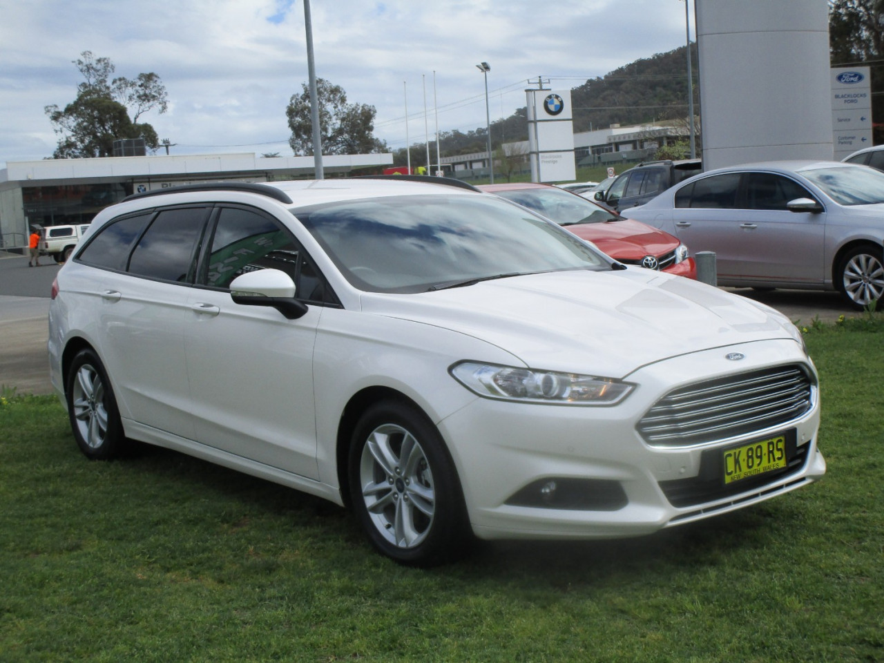 2017 Ford Mondeo MD 2017.00MY AMBIENTE Wagon Image 3