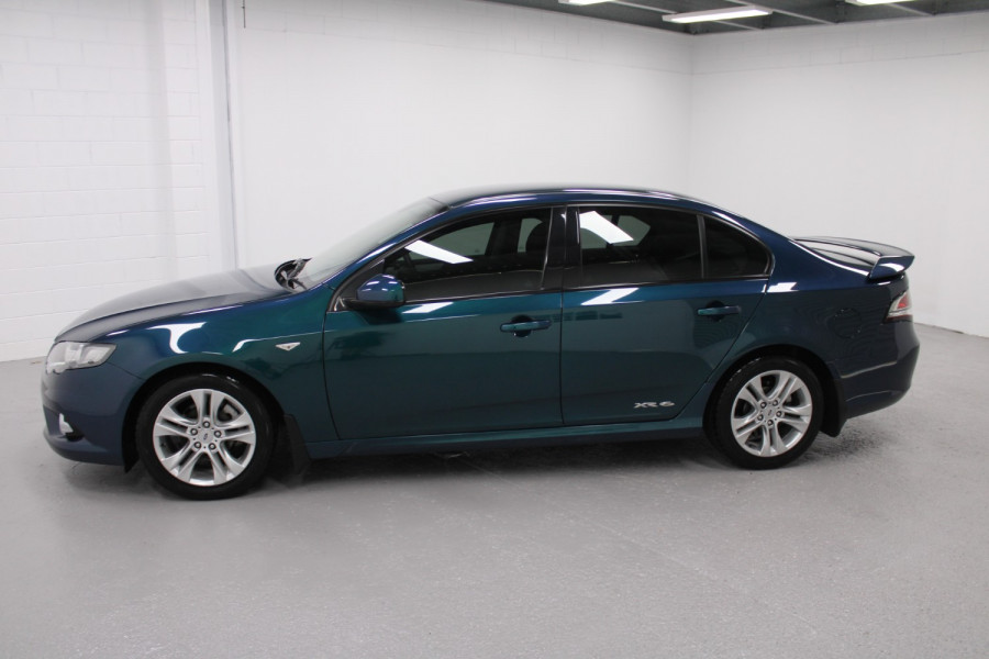 2010 Ford Falcon XR6 Image 1