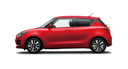 New Suzuki Swift