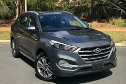 Hyundai Tucson Active X (FWD) TL MY18