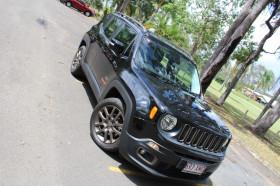 Jeep Renegade 75th BU