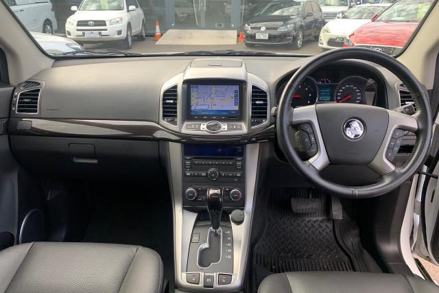 2015 Holden Captiva 7 LTZ