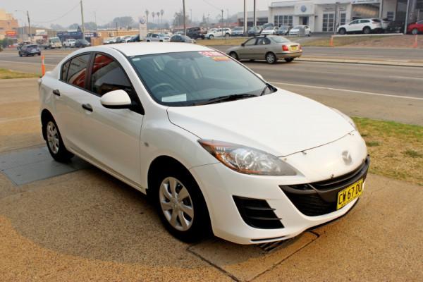 2011 MY10 Mazda Mazda3 BL10F1  Neo Sedan Image 4