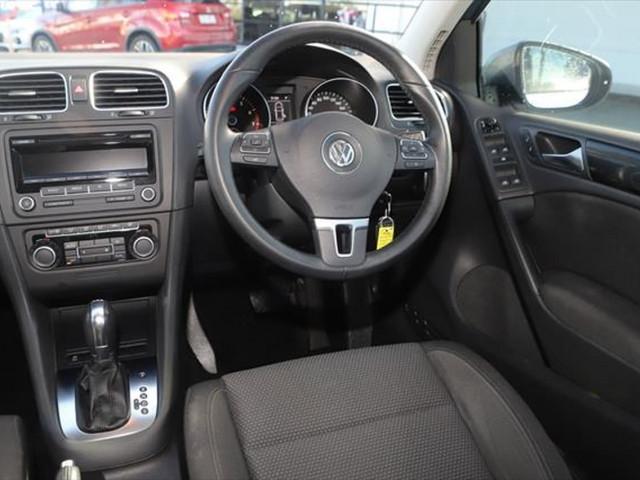 2011 Volkswagen Golf VI MY12 118TSI Comfortline Hatchback