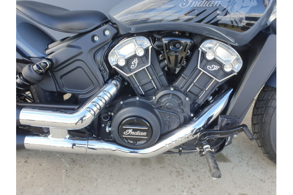 2021 Indian Scout Bobber Twenty Motorcycle Image 4