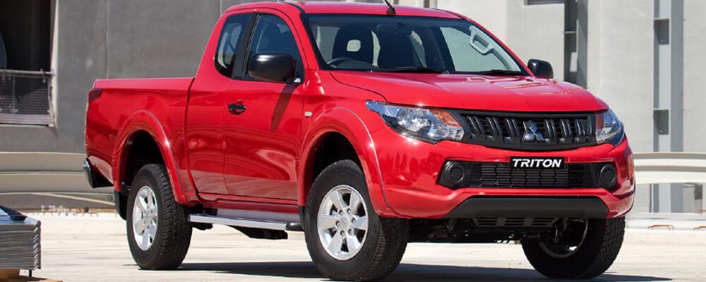 New Mitsubishi Triton for sale in Maroochydore, Sunshine Coast ...