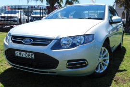 Ford Falcon XT EcoBoost FG MkII Turbo