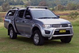 Mitsubishi Triton GL-R MN MY11
