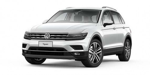 2018 MY19 Volkswagen Tiguan 5N Highline Wagon