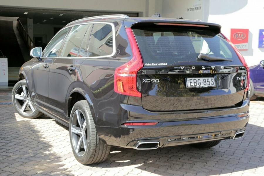 2018 Volvo XC90 L Series T6 R-Design Suv Mobile Image 3