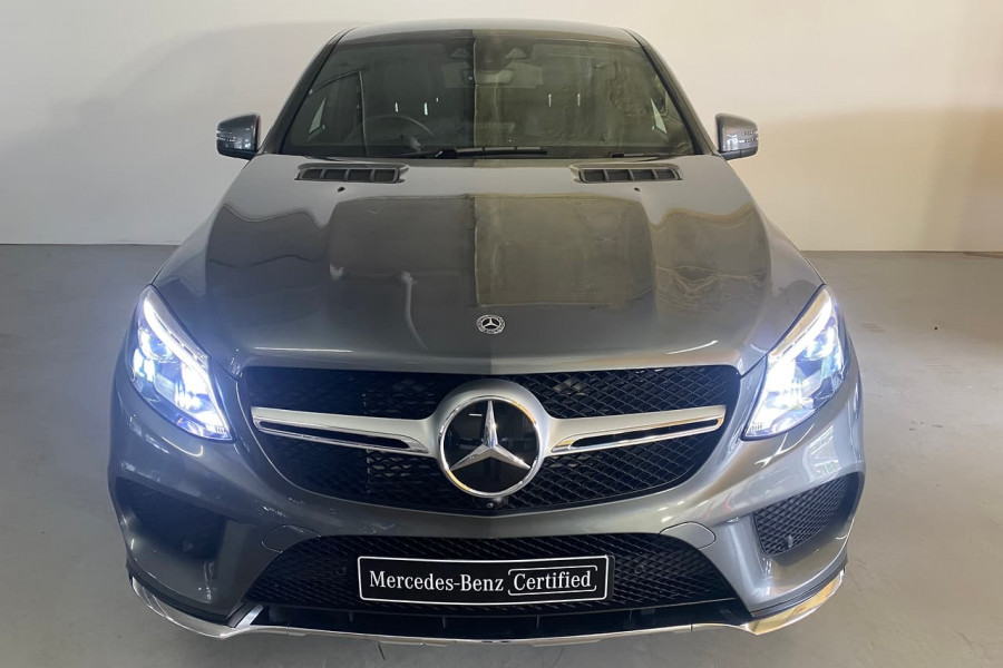 2017 Mercedes-Benz Gle-class GLE350 d