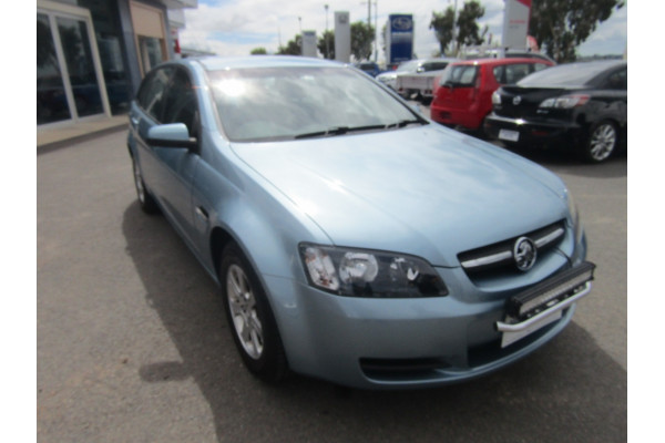 2008 MY09 Holden Commodore VE MY09 OMEGA Wagon