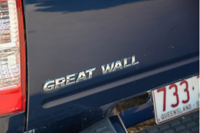 2013 Great Wall V200 K2 MY13 Utility Image 5