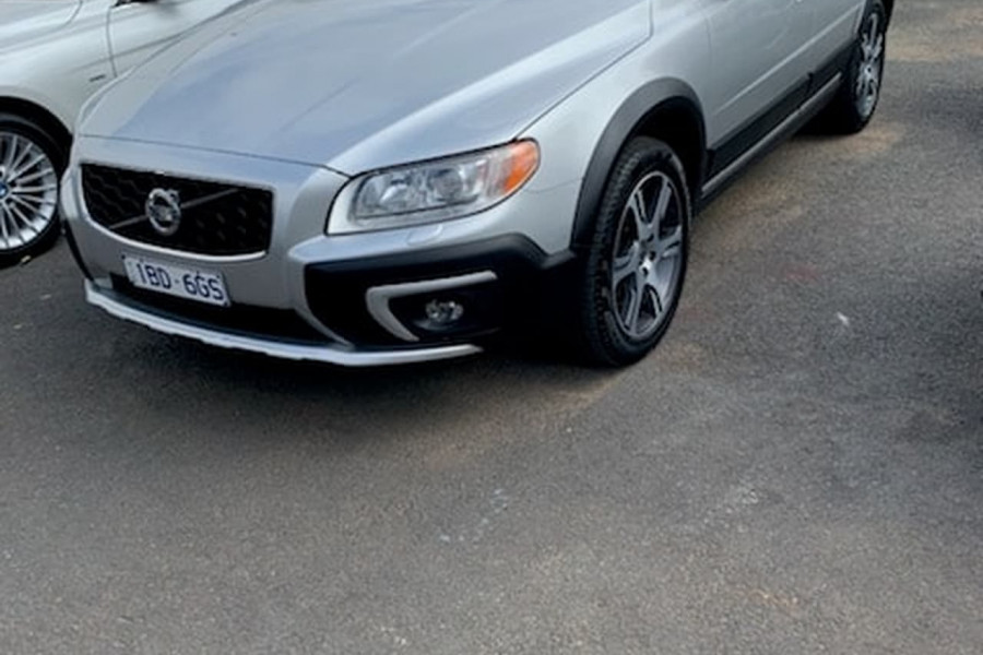 2013 Volvo Xc70 (No Series) MY13 D5 Teknik Wagon