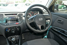 2010 Kia Rio JB MY10 Sports Special Edition Hatchback