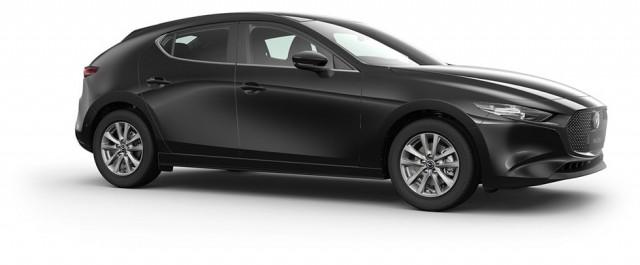2020 Mazda 3 BP G20 Pure Hatch Hatchback Mobile Image 8