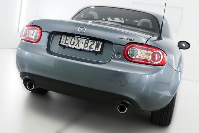 2011 Mazda Mx-5 Roadster