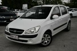 Hyundai Getz SX TB MY07