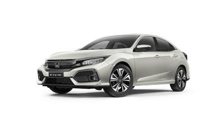 2018 Honda Civic Hatch 10th Gen VTi-LX Hatchback