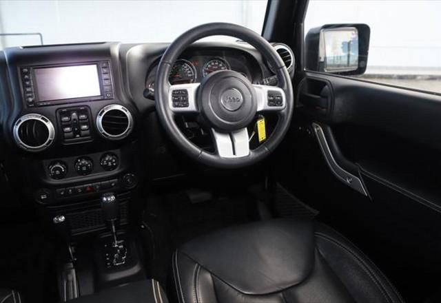 2014 Jeep Wrangler JK MY14 Rubicon X Unlimited Hardtop