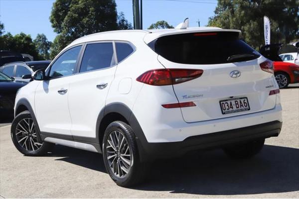 2020 Hyundai Tucson TL3 Elite Suv Image 3