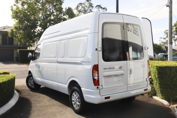 2020 LDV V80 LWB High Roof Van Image 2