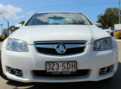 2011 MY12 Holden Commodore VE II MY12 Equipe Sedan