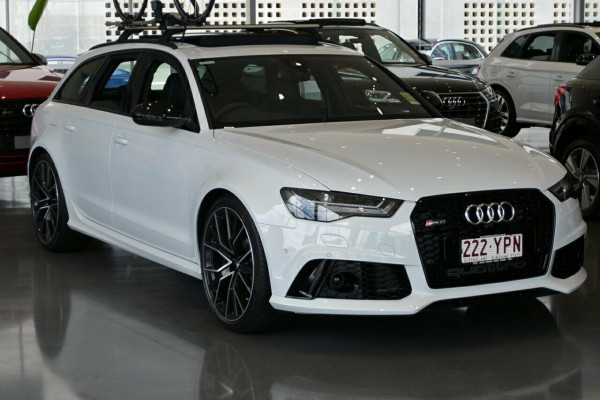 Audi Rs6 A RS 6 Performance 4.0L TFSI Quattro Tip 445kW