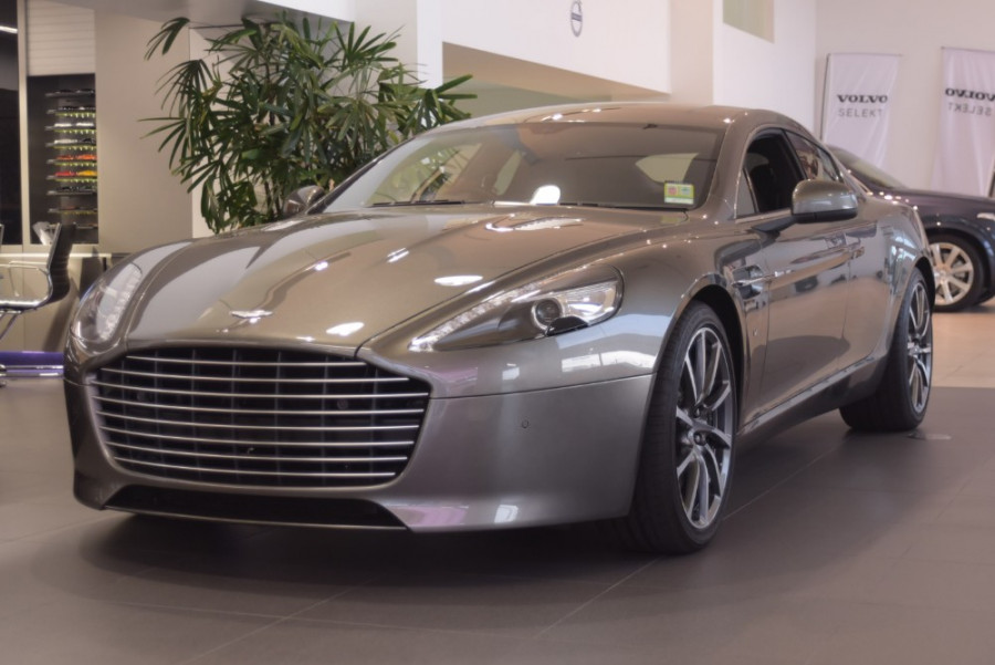 2018 MY19 Aston martin Rapide Coupe Image 29
