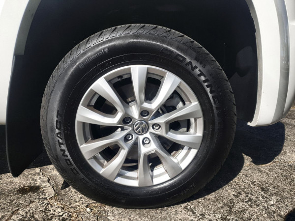 2019 MY20 Volkswagen Amarok 2H MY20 TDI500 Dual cab