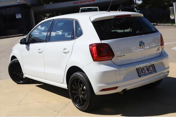 2015 Volkswagen Polo 6R MY15 66TSI Trendline Hatchback Image 3