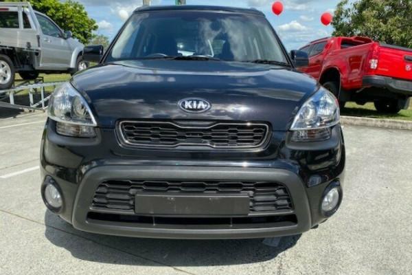 2012 Kia Soul AM MY12 + Hatchback Image 2