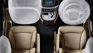 iMax Dual Front & Side Airbags
