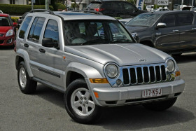 Jeep Cherokee Sport KJ MY2006