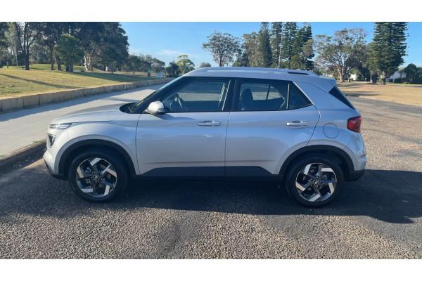 2020 MY21 Hyundai Venue QX.V3  Active Wagon Image 4