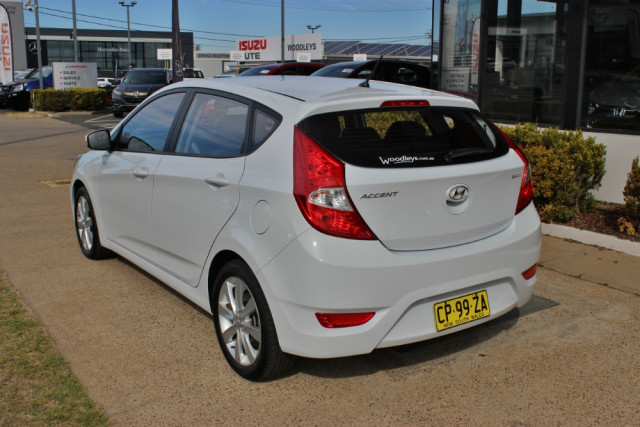 2017 MY18 Hyundai Accent RB6  Sport Hatchback Mobile Image 6
