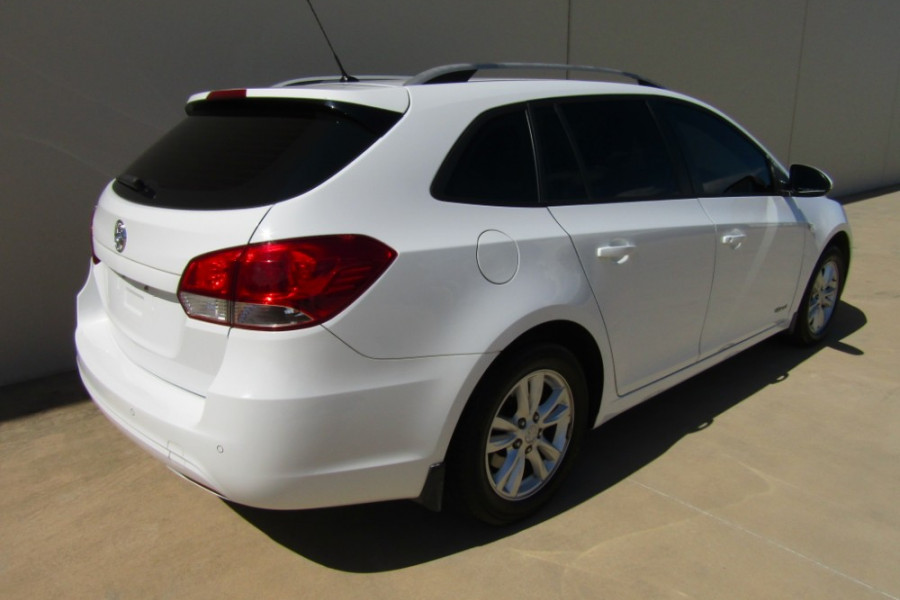 2014 Holden Cruze JH SERIES II MY14 CD Wagon