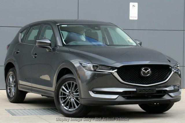 2020 Mazda CX-5 KF Series Touring Suv