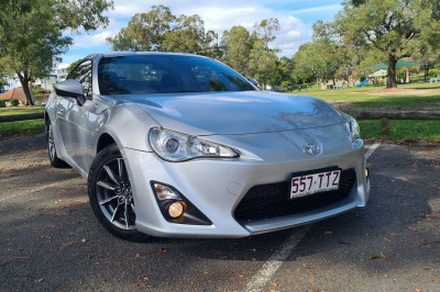 2013 Toyota 86 ZN6 MY14 GT Coupe