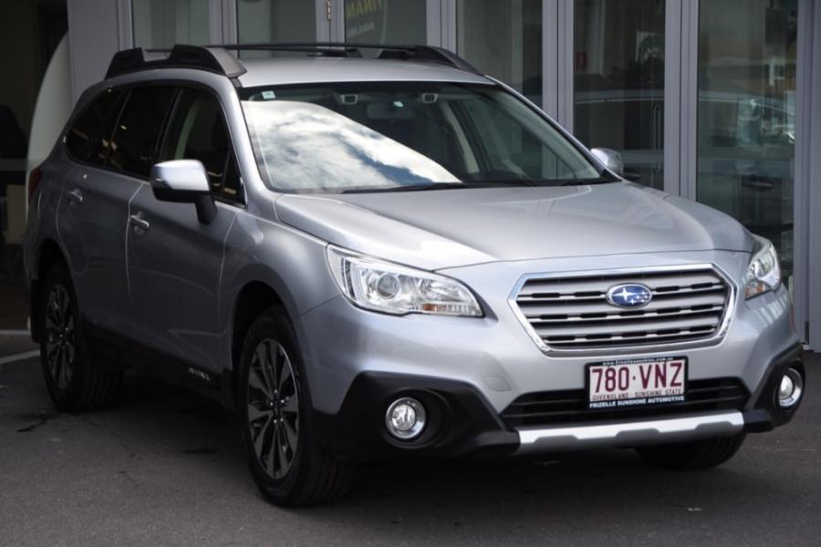 2014 MY15 Subaru Outback B6A MY15 2.5i Suv