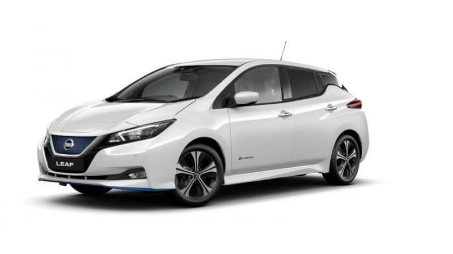 2021 Nissan LEAF ZE1 E Plus Hatchback Image 36