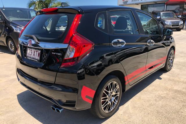 2018 MY13 Honda Jazz GE  VTi Hatchback Image 3