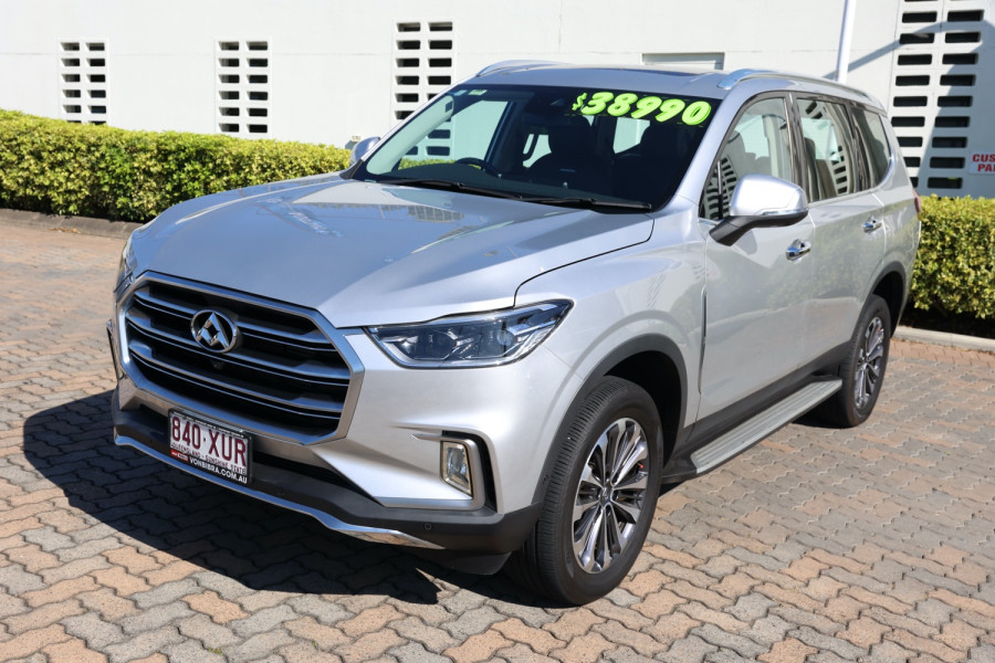 2018 LDV D90 SV9A Luxe Suv Image 1