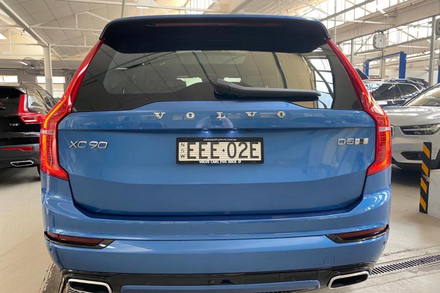 2019 Volvo XC90 L Series D5 R-Design Suv Image 7