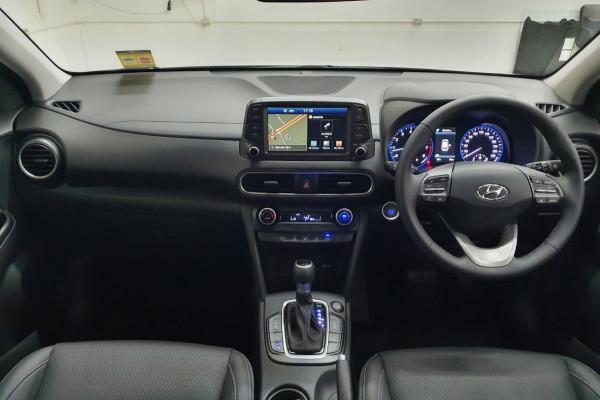 2019 MY20 Hyundai Kona OS.3 Highlander Suv Image 4