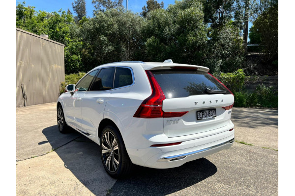 2022 Volvo XC60 UZ B5 Inscription Suv Image 5