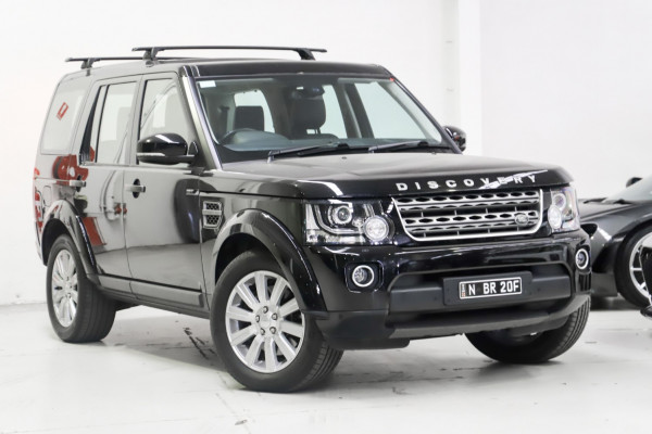 Land Rover Discovery TDV6 Series 4