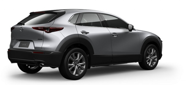 2020 Mazda CX-30 DM Series G25 Touring Wagon Mobile Image 12